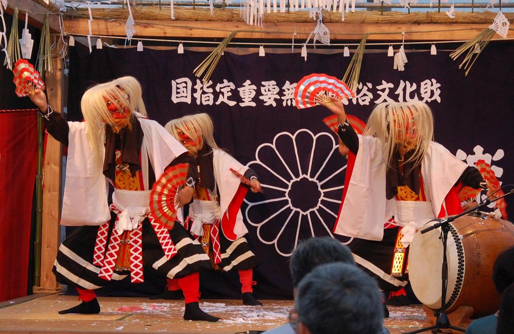 備中神楽(国指定重要無形民俗文化財)